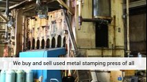 1,000 Ton Aida Stamping Press For Sale For Sale 616-200-4308