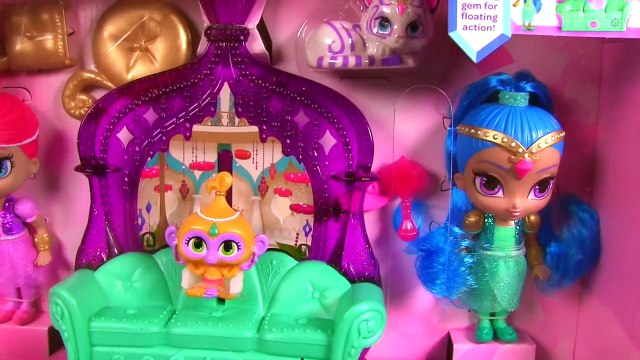 Shimmer and Shine Float and Sing Palace Friends Playset! Blind Bag Sofia, Doc McStuffins, MLP