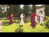 Yöresel Oyunlarıyla Azerbaycan Türkü Kızların Gösterisi - Can Azerbaycan - TRT Avaz
