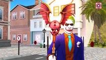 Spiderman Vs Venom Vs Joker Cartoons Fantasy Film | Venom Black Magic Fail Compilation Video