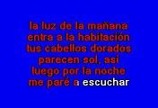 Enrique Iglesias - La Chica de Ayer (Karaoke)