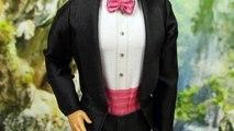 Mattel - Barbie Ken Fairytale Groom Doll / Ken Pan Młody