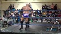 Raymond Rowe VS. Pentagon Jr - Absolute Intense Wrestling