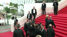Cannes Red Carpet_ Sharon Stone, Wim Wenders