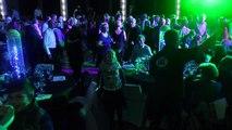 Hautes-Alpes : À Embrun, le réveillon s'est fêté en nombre à la salle des fêtes