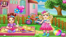 Chelsea Flu Doctor Care | Best Game for Little Girls - Baby Games To Play