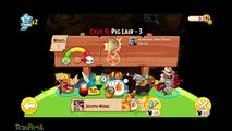 Angry Birds Epic: Cave 9, The Pig Lair 3, Tuesday Dungeon: Ghost Ship, GamePlay Walkthrough