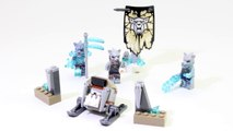 Lego Chima 70232 Saber-Tooth Tiger Tribe Pack - Lego Speed build