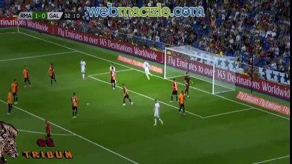 Real madrid - Galatasaray 2-1 Geniş Özet Hazırlık | www.webmacizle.com
