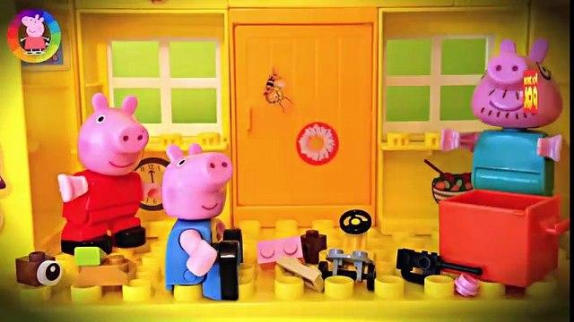 New Peppa Pig Episode Playset Toys English Fireman Sam Postman Pat Little Sunflowers