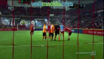 Galatasaray-Trabzonspor maç özeti (4 Büyükler Salon Turnuvası) | www.webmacizle.com