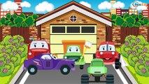 Camion et Tracteur & Pelleteuse - Compilation des camions de construction | La voiture pour enfants