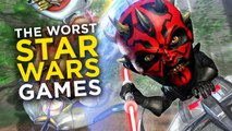 The Worst Star Wars Games
