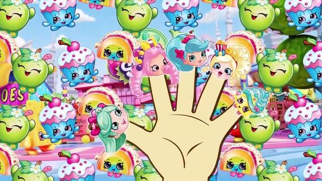 Shopkins Finger Family Nursery Rhymes Lyrics and More