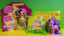 Lalaloopsy Mini Silly Singers Crumbs Sugar Cookie Doll Toy Surprise Micro Figurines MsDisneyReviews