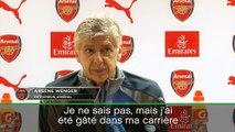 """19e j. - Wenger : """"Le but de Giroud est certainement dans mon top 5"""""""