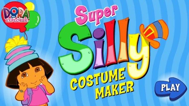 Dora the explorer - Dora Super Silly Costume Maker