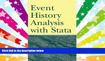 Read  Event History Analysis With Stata  Ebook READ Ebook