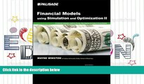 Download  Financial Models using Simulation and Optimization II  Ebook READ Ebook