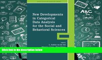 Read  New Developments in Categorical Data Analysis for the Social and Behavioral Sciences