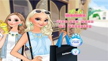 Permainan Elsa dan Anna Go Belanja -Play Frozen Games Elsa and Anna Go Shopping