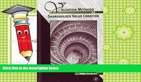 Read  Valuation Methods and Shareholder Value Creation  Ebook READ Ebook