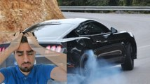Mo Vlogs Mustang Car Jump