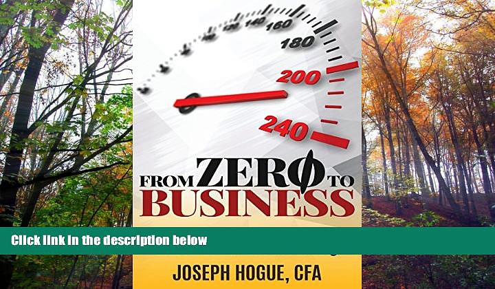 Download  From Zero to Business: How to Start a Business and Raise Millions from Business Plan to