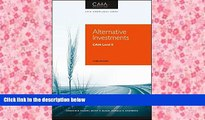 Read  Alternative Investments: CAIA Level II (Caia Knowledge)  Ebook READ Ebook