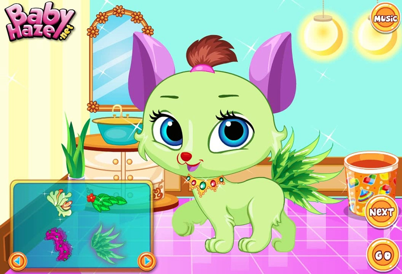 Baby Pet Hospital - Best Baby Games For Kids