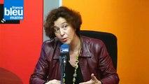 Isabelle Sévère, première adjointe écologiste à la mairie du Mans
