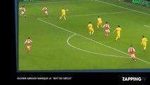 Olivier Giroud marque un but magistral, la toile s'enflamme ! (Vidéo)