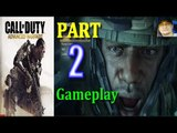 Call of Duty Advanced Warfare Walkthrough Gameplay Part 2 Campaign Mission 1 B COD AW Lets Play