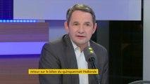 Thierry Mandon attend les débats de la primaire de la gauche pour déterminer son choix