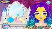 Elsa Tattoo Removal Makeover - Frozen Princess Video Games For Girls