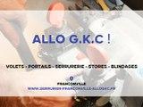 ALLO G.K.C ! Volets, portails, serrurerie, stores et blindages à Franconville.
