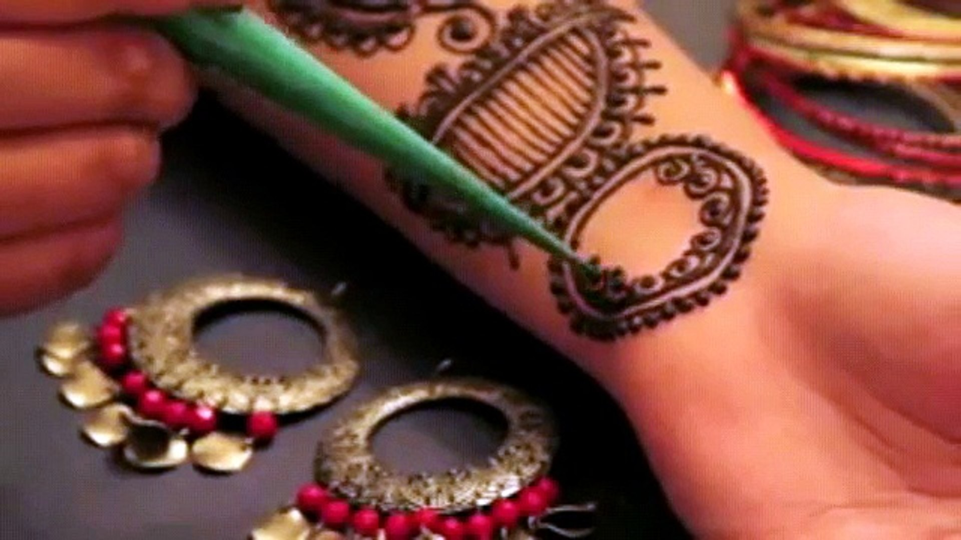 Beautiful Mehndi Design Video_Latest Easy And Beautiful Mehndi Design For Girls -Latest Mehndi Desig
