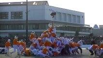 Le Bo-Taoshi, un sport japonais complètement dingue (et donc qu'on adore)