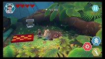 LEGO Jurassic World (By Warner Bros.) - iOS / Android - Walkthrough Gameplay Part 13