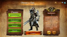 Dungeon Hunter 4 Gameloft Free RPG Android Ios Gameplay