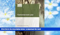 Download [PDF]  Commercial Law 2012: LPC Guide (Blackstone Legal Practice Course Guide) Robert
