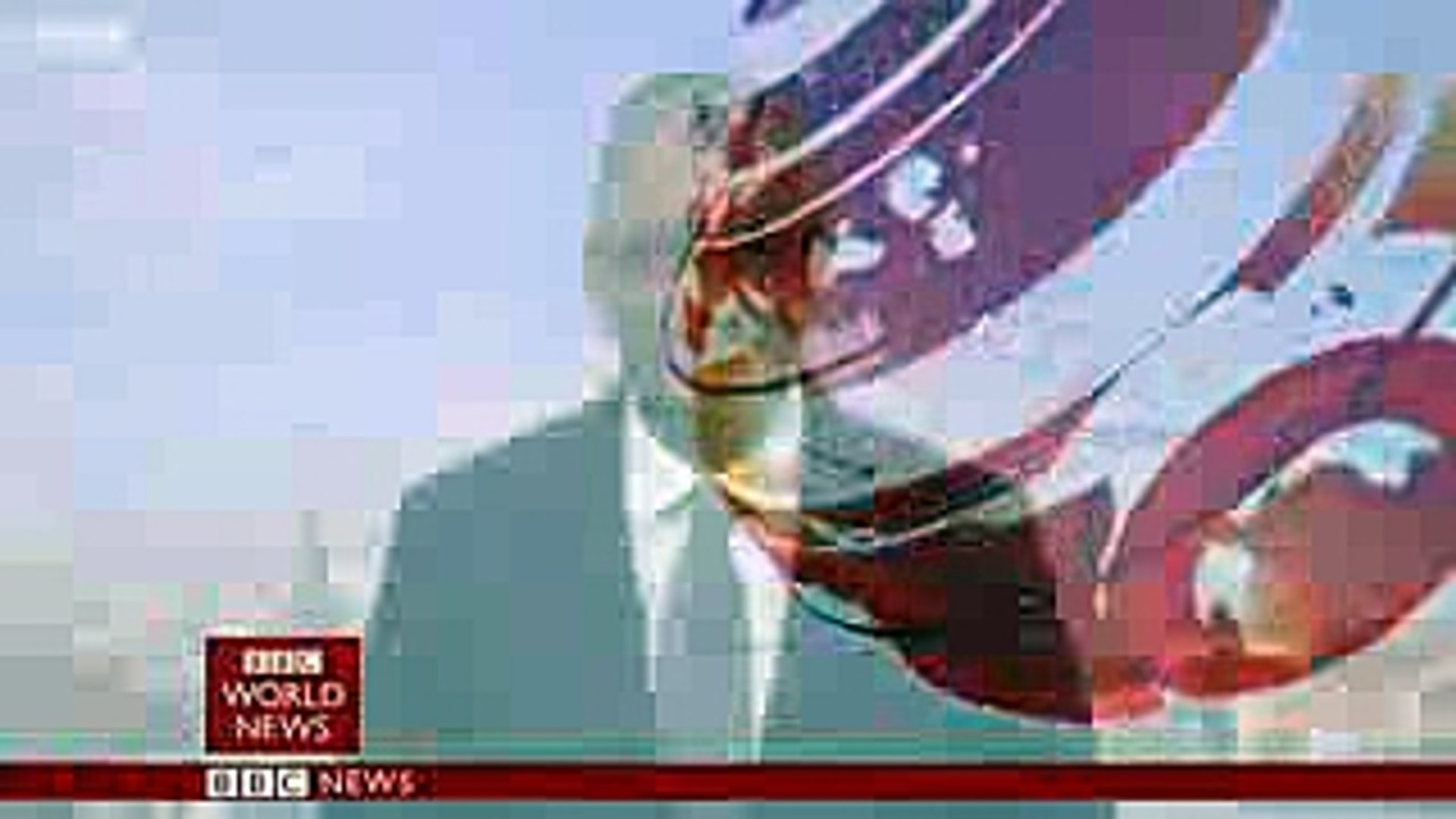 BBC One minute World News Summary (21 Aug 2016) Subtittled Only News Official