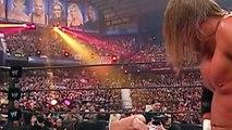 WWE John Cena vs Triple H Epic Fight John Cena nearly killed Triple H