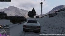 GTA V - Ferrari 612 Sessanta (Street Races & Snow mod)