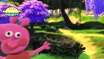 Peppa Pig Play-Doh Story: Chicken Hatches from Egg Animation