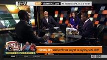 Could Dak Prescott or Ezekiel Elliott Win NFL MVP  - ESPN First Take