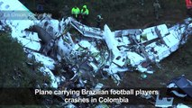 Plane carrying Brazilian football players crashes in Colombia-N_Am1-ntOno