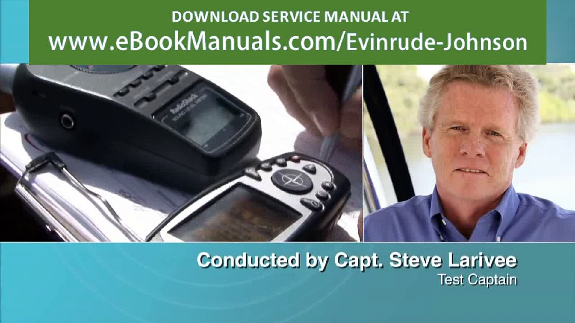 Evinrude ETEC 50 HP Engine 2011 Performance Test Reviews By BoatTestcom