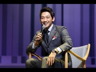 "2013.10.12 Rain ""TO YOU"" Cloud Global fan Meeting"