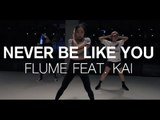 NEVER BE LIKE YOU - FLUME(FEAT. KAI) / MAY J LEE CHOREOGRAPHY